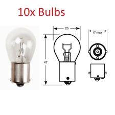 10x 382 Brake Light Stop Indicator Tail Bulbs Reverse Car Auto Van Bulb 12v 21w