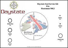 Daystate Huntsman Mk2 Full Seal Service Kit New