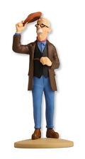 TIM & STRUPPI Tintin  Monsieur Boullu # 35 Buch+Pass Figur MOULINSART K2 *
