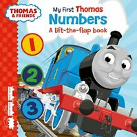 Thomas & Friends: My First Thomas Numbers (My First Thomas Books), UK, Egmont Pu