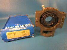 """Sealmaster St-19 Take-Up Ball Bearing, 1 3/16"""" Shaft; Setscrew Locking Collar"""
