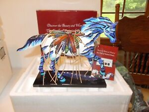 Trail of Painted Ponies #12294 2E/4918 TRIBAL PAINT Retired 2009 NEW Westland