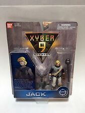 XYBER 9 - NEW DAWN - JACK - Action Figure (1999)