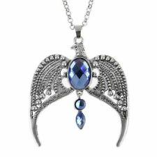 Neuer Harry Potter Lost Diadem von Ravenclaw Horkrux-Anhänger Halskette Silber