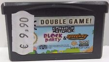Cartoon Network: Block Party & Speedway per Game Boy Advance - LOOSE - PAL