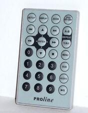 Proline portable dvd remote