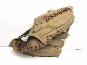 Nokona TST30 Baseball Glove Dick Williams Tex Siz Trap Field Rite Vintage RHT
