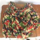 Vintage Australian Army Military Rucksack Backpack Duffle Bag Camo