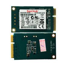 24GB SanDisk Mini SSD mSATA Solid State Drive SDSA5BK-0024G-1005 Replace Tested