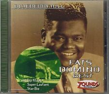 Domino, Fats Blueberry Hill  (Best of) Zounds CD