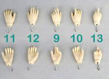 pair hands Islanddoll for YOSD Little dollfie 1/6 BJD 26cm boby boy or girl