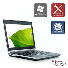 Dell Latitude E6430 Laptop i7-3540M 4GB 250GB Win 7 Pro 1 Yr Wty B v.BAW