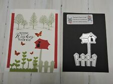 Craft Metal Die compatible with both Cuttlebug or Sizzix -  Letter Box
