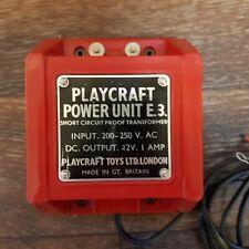 More details for playcraft power unit e3 - transformer short circuit