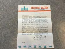 Frontier Village Amusement Park San Jose Shareholder update letter