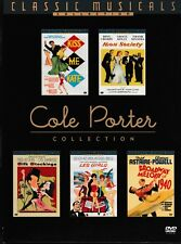 Cole Porter Collection Classic Musicals (DVD, 2003, 5-Disc Set)