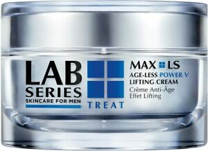 LAB SERIES Skincare For Men Max LS Power V Cream Treat 50ml New Sealed RRP  £65