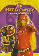 Mega Mindy : De Pinguïnjas & De Groene Ratten (DVD)