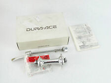 Dura Ace 7700 Hub Axle Shimano Alloy Front 36h Vintage Racing Bicycle NOS
