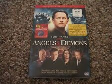 Angels & Demons DVD (2009) Two Disc Special Edition