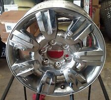 18 INCH 2009 2010 2011 2012 2013 FORD F150 TRUCK OEM CHROME ALLOY WHEEL RIM 3785