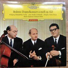 133 237 Brahms Double Concerto / Schneiderhan / Starker / Fricsay TULIP 10 in...