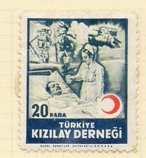 Turkey 1950s Child Welfare Early Issue Fine Mint Hinged 20p. 063114