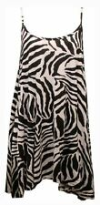 Unbranded Animal Print Polyester Plus Size Dresses for Women