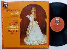 Offenbach Airs Celebres JANE RHODES Benzi EMI La Voix de Son Maitre cla51