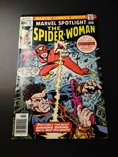 Marvel Spotlight #32 key first App Spider-Woman,