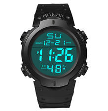 Men's Sports Diving Watches 50 m Digital Electronics LED Military Men's Watch