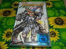 MANGA - Anime - APPLESEED - Kampf um die Freiheit - Deutsche Version - VHS