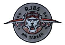 AVRO RJ85 Air Tanker Embroidered Patch - New