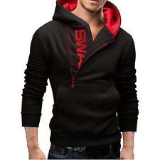 Herren Sweatshirt Sportbekleidung Hoody Kapuzen Sweatjacke Sweat Hoodie Pullover