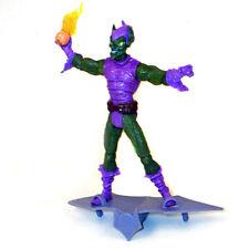 """Marvel Leyendas Classics Spiderman 6"""" Duende Verde Juguete Figura de acción rara, veneno"""
