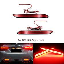 LED Brake Light Rear Bumper Reflector Driving Lamp for Lexus IS-F RX300 GX470