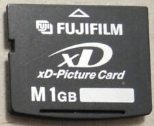 FUJIFILM XD M PICTURE MEMORY CARD 1GB CHEAP.