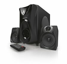Creative 2.1 SBS-E2400 MultiMedia Speaker System With FM ,USB & Remote 25W RMS