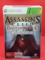 Assassin's Creed: Brotherhood - Auditore Edition Xbox 360• BellaRoseCollectables