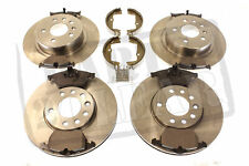 SAAB 95 9-5 1.9 2.0 2.2 2.3 TID Front Brake Pads Kit Axle Set For ATE System