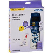 Omron HV-F128 Tens Massage Machine Electronic Nerve Stimulator F128