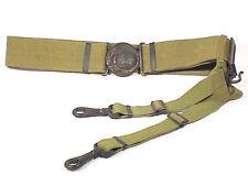 Mills Model 1910 Officer'S Green Garrison Belt