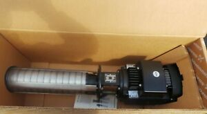 GRUNDFOS CRK4-120/12 A-W-A-AUUV 41907112 MULTISTAGE IMMERSIBLE CENTRIFUGAL PUMP