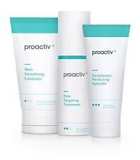 NEW Proactiv+ 3 Step Acne Treatment System 30 Day FREE SHIPPING