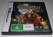 Scooby Doo and the Spooky Swamp Nintendo DS 2DS 3DS Game *Complete*
