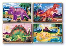 Melissa & Doug Wooden Less than 15 Pieces Puzzles