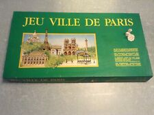 """""""M"""" Jeu de société JEU VILLE DE PARIS"""