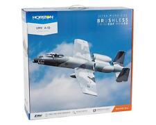 E-flite Eflite UMX A-10 A10 BNF Bind In Fly Brushless Scale RC Airplane EFLU3750