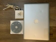 Apple MacBook Pro 13-inch Early 2011 i5 500Gb SSD 8GB Upgraded