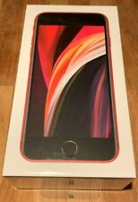 Apple iPhone SE 2nd Gen - 128GB Red (AT&T) A2275 (CDMA + GSM) Factory Sealed Box